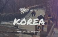 Annyeonghaseyo, South Korea!