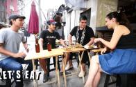 Pinoy street food with a twist at Tambai