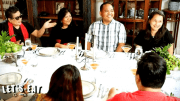 Private dining at Happy Ongpauco-Tiu's (Part 4)