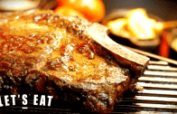 How to properly cook a rib eye with Marriot's Cru
