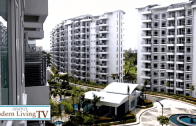 Bianca checks out high-end development Mckinley West