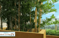 Bianca gets a glimpse of Ayala Land Premiere's Garden Towers