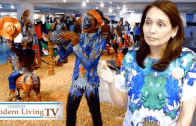 Bianca explores Air Fair Philippines 2015