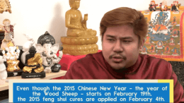 Love life predictions with Feng Shui