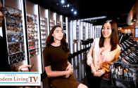 Bianca learns quick make-up tricks