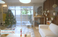 Holiday Decorating with Pottery Barn