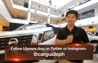 Uly takes the Nissan NP300 for a spin