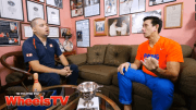 Paeng Nepomuceno shows his trophy collection