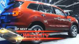 Up close and personal with the all-new Ford Ranger and Everest (Part 1)