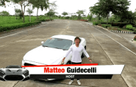 Matteo takes the 2015 Ford Mustang for a spin
