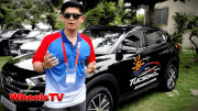 Test-driving the Peugeot 508 with Manny