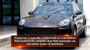 Will Matteo find the sports car DNA in the Porsche Macan?