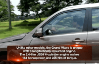 Manny tries out the 2015 Suzuki Grand Vitara