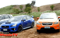 Rizal adventure in a Subaru XT with Angel