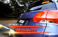 Matteo drives Mitsubishi's best-selling Mirage hatchback