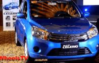 Get to know the Suzuki Celerio