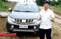 Testing the Mitsubishi Strada with Uly