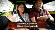 Driving the Lotus Exige with special guest Jessy Mendiola