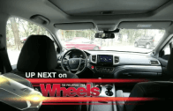 Uly tries out the Chevrolet Trax