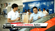 WATCH: Will Matteo succeed at being a Ford sales consultant?