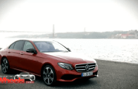 Uly test drives the 2017 Mercedes-Benz E-class