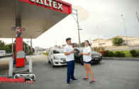 The race to fuel efficiency with Caltex Techron
