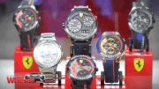 Manny shows us Ferrari Scuderia's new line of watches
