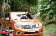 Angel explores Davao in the Nissan Navara