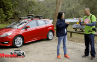 Kap takes the new Ford Focus down under