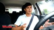 Matteo drives the new Mitsubishi Mirage