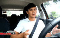 Matteo drives the new Mitsubishi Mirage