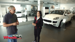 Kap interviews one of the best Porsche Sales Agents