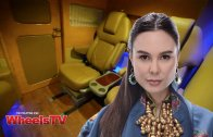 What's inside Gretchen Barretto's custom made mobile home?