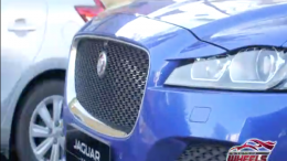 Matteo presents new European date    Jaguar F-Pace Review