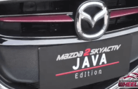 Angel explores 2018 Mazda Zoom Fest