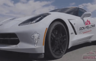 Watch Manny's Chevrolet Corvette test-drive in Las Vegas!