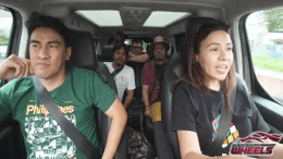 Peugeot Road Trip with Ramon Bautista, Lourd de Veyra, Jun Sabayton and RA Rivera