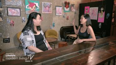 Bianca Gonzalez witnessed creativity in various disciplines