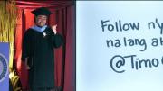 PWD student graduates summa cum laude in #Inspire31: Silent Speech viewtorial