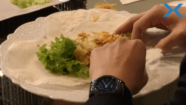 How to make lumpia for CNY